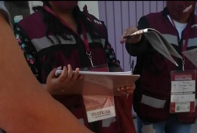 Ofrecieron 200 pesos por votar a Morena y no les pagaron (Video)