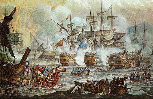3 Απριλίου 1821: Οι Σπέτσες υψώνουν το λάβαρο της επανάστασης