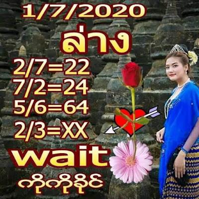 Thailand Lottery Win Formula Facebook Timeline Blog Spot 01 July 2020