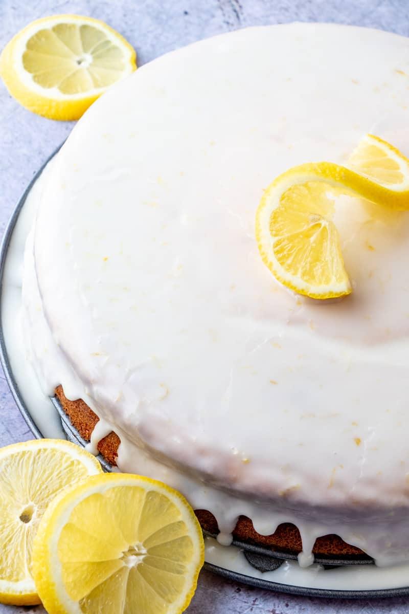 Lemon Ricotta Cake
