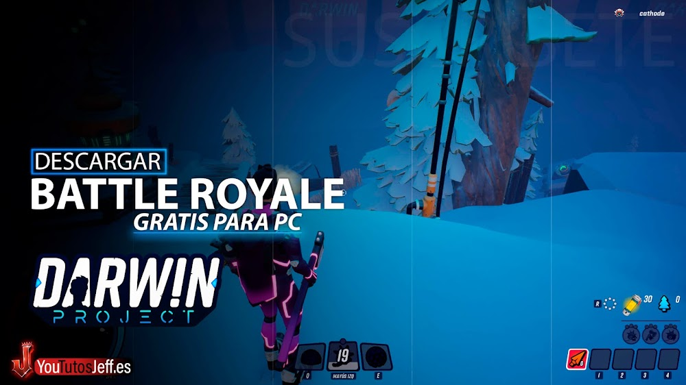 Brutal Battle Royale, Descargar Darwin Project para PC Gratis