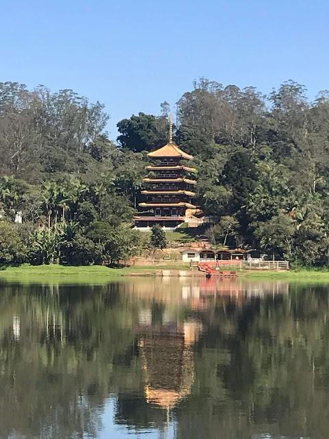 Blog Apaixonados por Viagens - São Paulo - Torre Japonesa Miroku