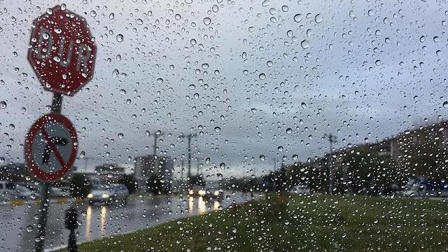 """تحذير باللون """"الأصفر"""" من هطول أمطار غزيرة في إسطنبول و 6 ولايات تركية"""