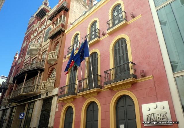 Museo de Bellas Artes (MUBA) en Badajoz