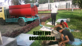 Sedot WC Jalan Pesapen Surabaya