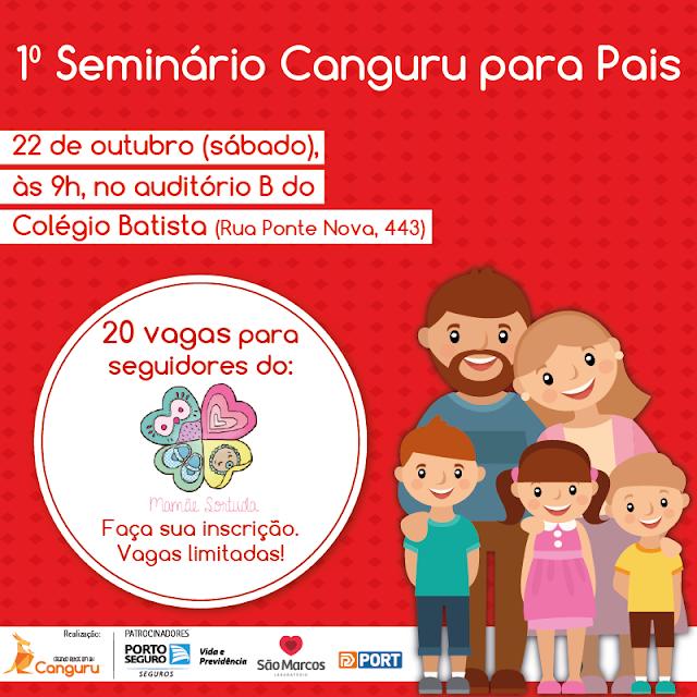 I Seminário de Pais - Canguru BH