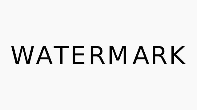 Cara Mudah Menambahkan Watermark Dokumen PDF Skripsi