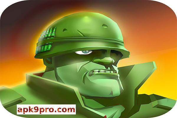 Toy Commander: Army Men Battles v1.27 Apk + Mod (File size 74 MB) for android