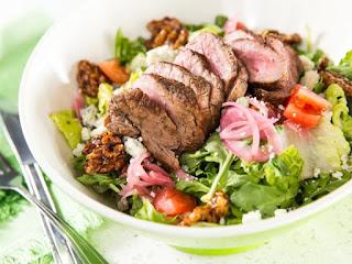 Contoh Menu Diet Sehat Kaya Protein