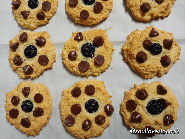 Easy homemade cookies