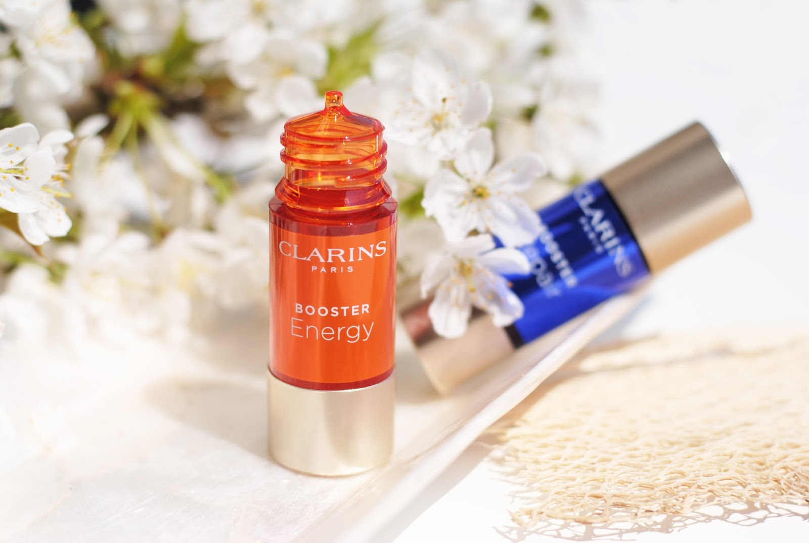 clarins energy repair detox booster review