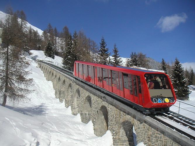 Davos Grigioni Alpi svizzere Svizzera