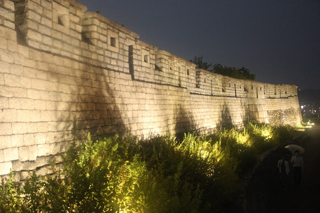 A Walk To Remember At the Fortress Wall of Seoul (한양도성)