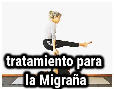 El yoga puede ser un tratamiento para la Migraña