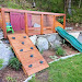 80 Fantastic Backyard Kids Garden Ideas for Outdoor Summer Play Area