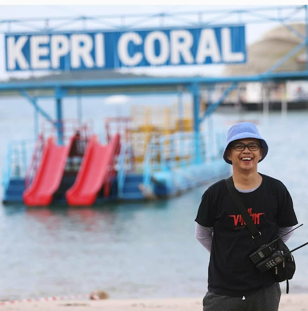 @kevinparyanto - Explore Batam Digital Kepri Coral Promotion Society