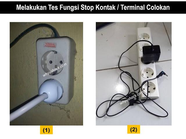 Cara Mudah Merakit Stop Kontak Terminal 8