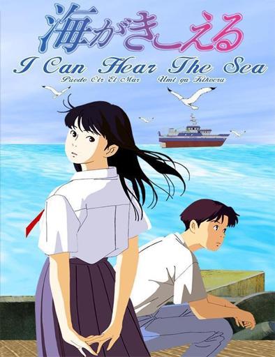 Ver Puedo escuchar el mar (Umi ga kikoeru) (1993) Online