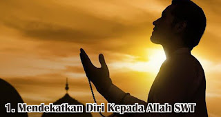 Mendekatkan Diri Kepada Allah SWT merupakan salah satu makna Idul Adha yang perlu diketahui