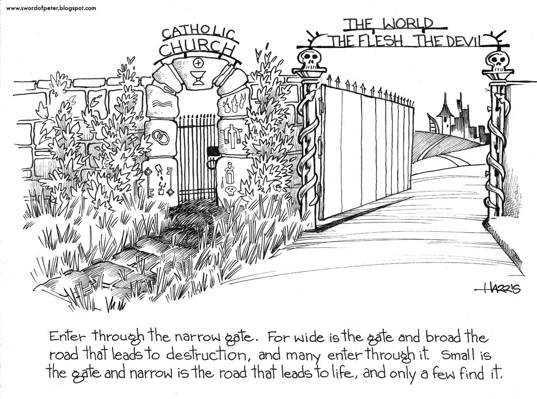 Sword of Peter: Narrow Gate