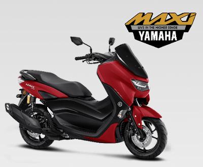 Harga dan Spesifikasi Yamaha All New Nmax 155 Standart Version Terbaru 2020