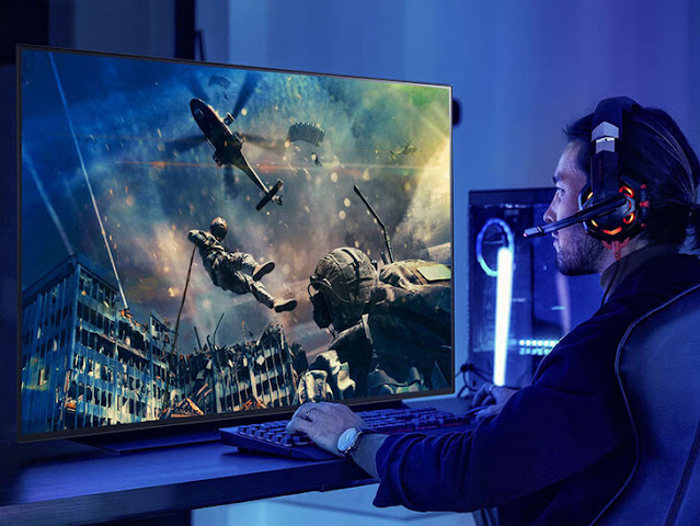 LG Launches OLED 48CX 4K TV For Gamers