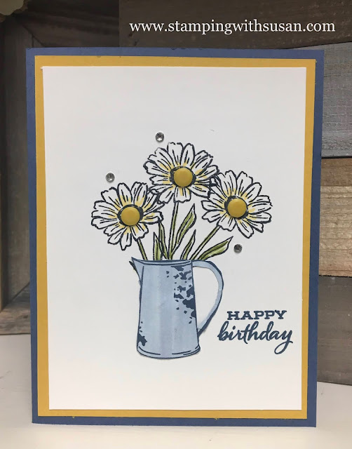 Stampin' Up!, Four Season Floral, So Much Happy, Country Home, www.stampingwithsusan.com, Beginner Brochure,