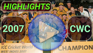 ICC Cricket World Cup 2007 Video Highlights