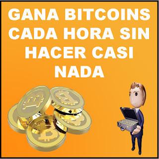 Gana Hasta $200 en Bitcoins en una Hora!