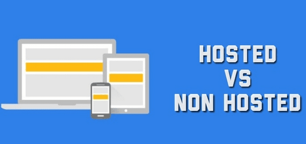 Pengertian Google Adsense Hosted dan Non Hosted