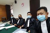 Hakim Tolak Eksepsi Habib Rizieq Untuk Kasus Megamendung
