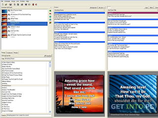 Easy Worship Software : Software Used For Church Presentation With Projector