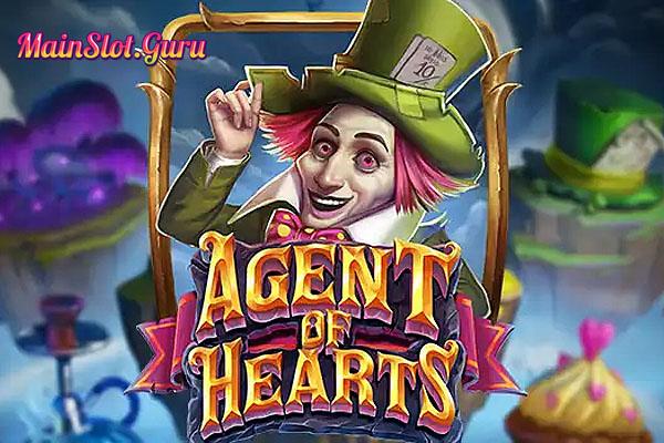 Main Gratis Slot Demo Agent of Hearts Play N GO