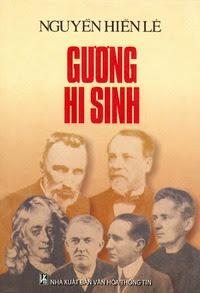 Gương Hy Sinh - Nguyễn Hiến Lê