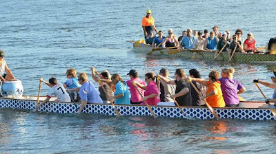 German dragon boat festival