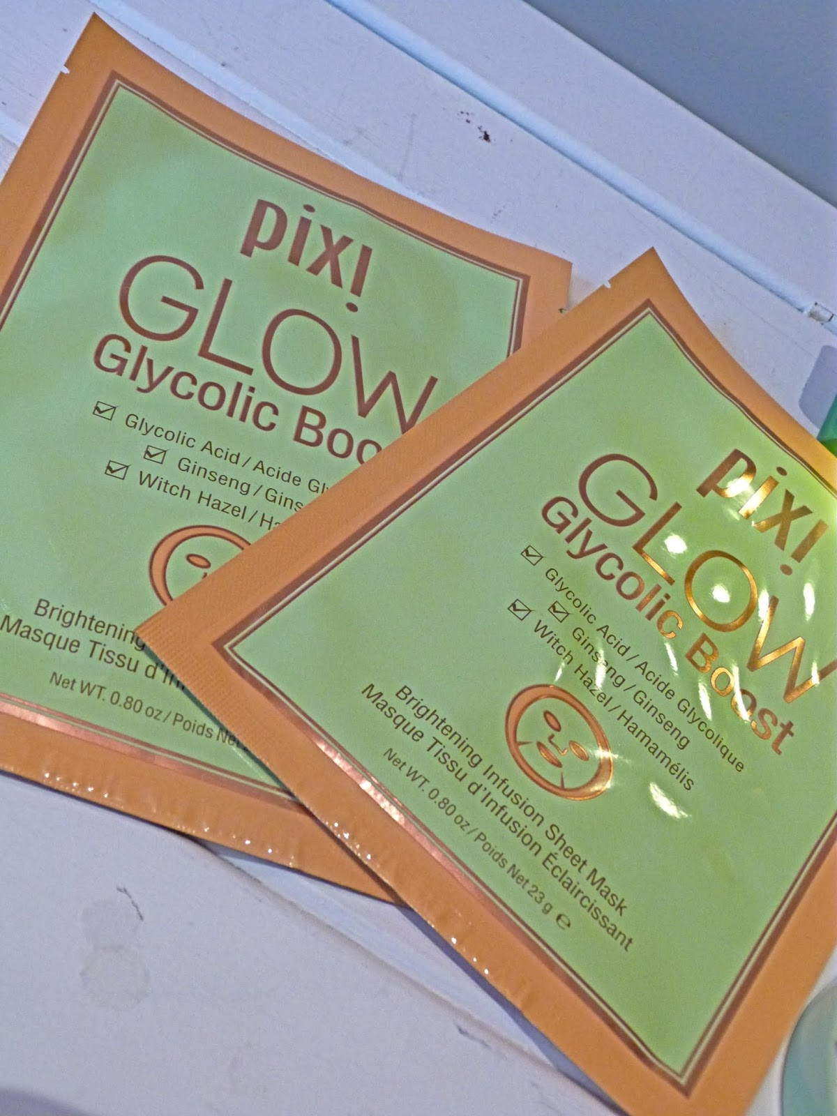 Pixi Beauty Review | Glow Tonic, Sheet Masks, Glow Serum