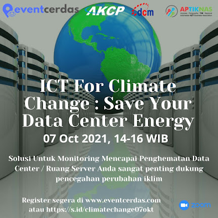 ICT for Climate Change: Save Your Data Center Energy