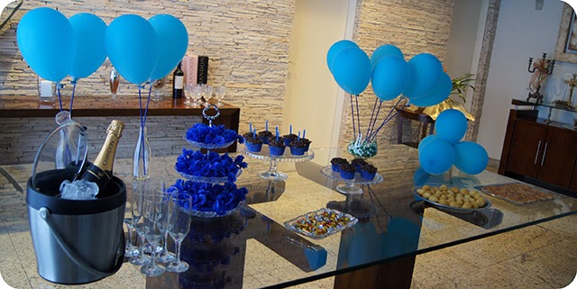 Cupcake de Baunilha e Ganache de Chocolate para Cupcakes e Bolos