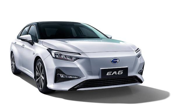 Honda EA6: sedã elétrico é revelado no Salão do Automóvel de Haikou