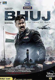 Bhuj The Pride Of India 2021 480p