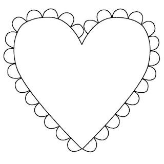 לבבות לצביעה וקישוט