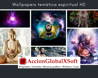 Wallpapers temática espiritual HD