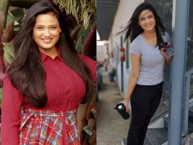 Shweta Tiwari Weight Loss Journey