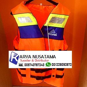 Supplier Jaket Pelampung Murah Atunas Untuk Kapal di Denpasar
