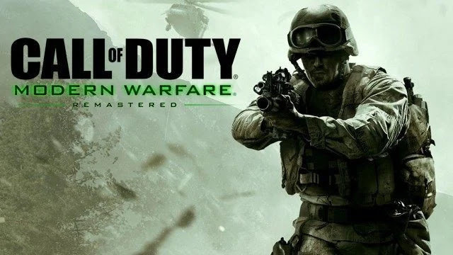 Call Of Duty Modern Warfare Remastered: PC Game Download Torrent