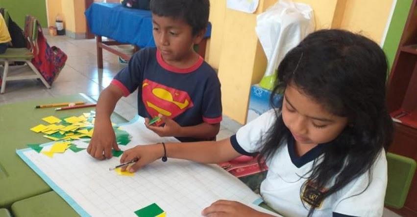 Escolares de Ica logran mejoras en matemática con apoyo de Agrokasa