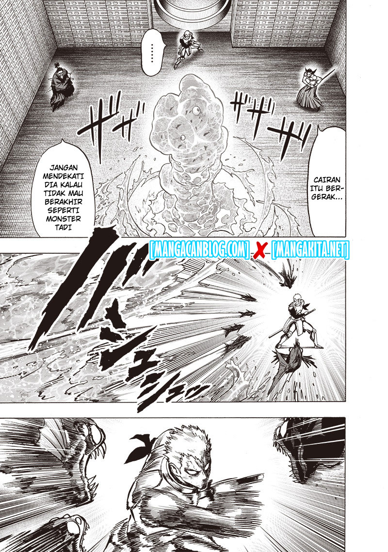Onepunch-Man: Chapter 164 - Page 18