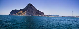 Panorámica Peñón de Gibraltar