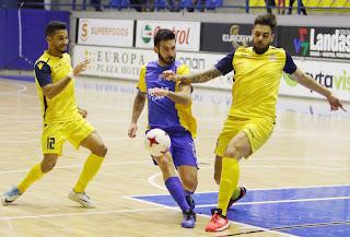 Νίκη και πρόκριση στην ημιτελική φάση του κυπέλλου Futsal (ΑΕΛ 3-7 ΑΠΟΕΛ)