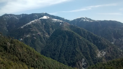 Beautiful Dalhousie hills
